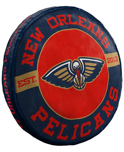 Northwest Company New Orleans Pelicans 15inch Cloud Pillow