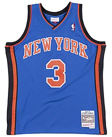 Men's Stephon Marbury New York Knicks Hardwood Classic Swingman Jersey