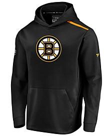 Men's Boston Bruins Authentic Pro Rinkside Hoodie
