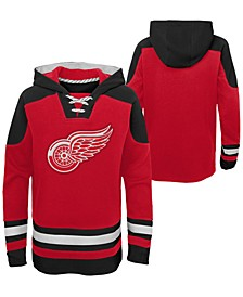 Big Boys Detroit Red Wings Ageless Hoodie