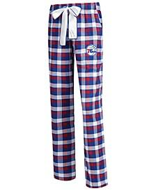 Women's Philadelphia 76ers Piedmont Flannel Pajama Pants