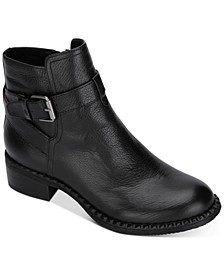 by Kenneth Cole Women's Best Moto Lug sole Booties
