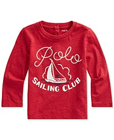 Baby Girls Sailing Club Top
