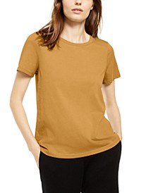 Organic Cotton T-Shirt, Regular & Petite