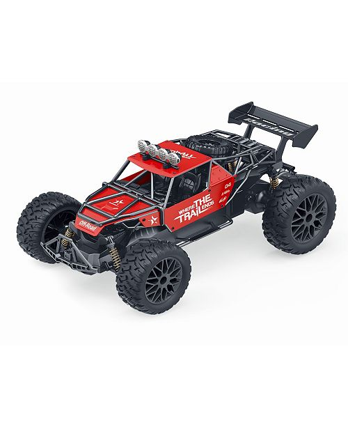 XDrone 1:12 2.4Ghz RC High Speed Truck 20Km/H USB Short Tail Plastic High Speed Car