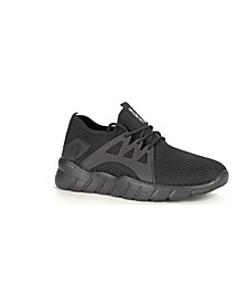 Men's Knitted Fashion Sneakers