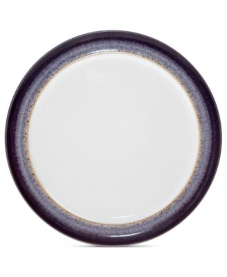 Heather Wide Rim Tea Plate