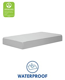 Complete Slumber Standard Size Crib and Toddler Mattress, Firm Support, Non-Toxic
