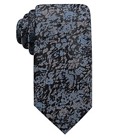 Men's Boone Slim Floral Tie, Created For Macy's