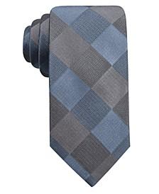 Men's Concord Slim Check Tie, Created For Macy's