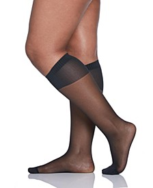 Plus Size Comfy Cuff Knee Highs