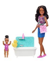 Skipper® Babysitters INC™ Dolls & Playset
