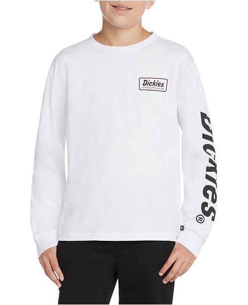 Dickies Long Sleeve Logo Tee