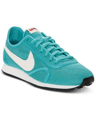Nike Women's Pre Montreal Racer Tape Sneakers from Finish Line