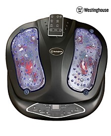 Infrared foot Massager - With Wireless Remote Control