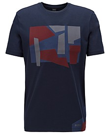 BOSS Men's Tiburt 151 Regular-Fit T-Shirt