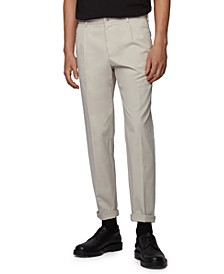 BOSS Men's Sleat Regular-Fit Trousers