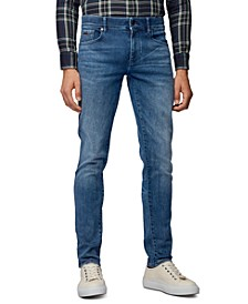 BOSS Men's Charleston BC Skinny-Fit Jeans