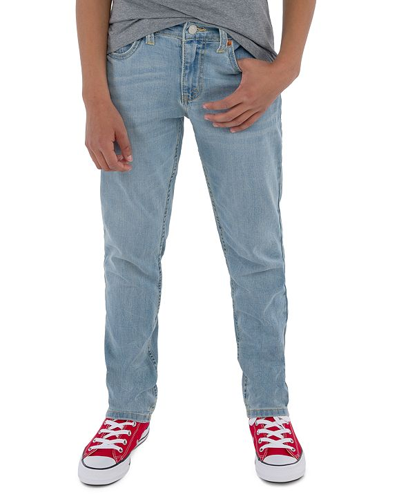 Levi's 502™ Regular Tapered Fit Jeans, Big Boys