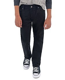 511™  Slim Fit Sueded Pants, Little Boys