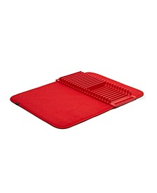 Udry Drying Mat, Red