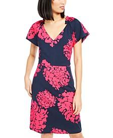 Beckell Floral-Print Dress