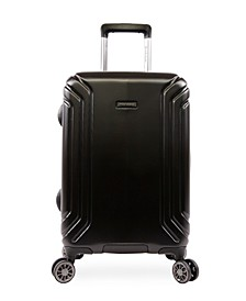 """Brett 21"""" Hardside Carry-On Luggage with Charging Port"""