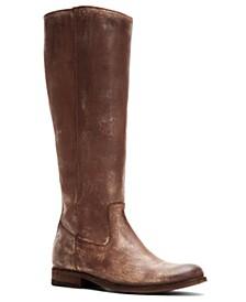 Melissa Inside Zip Tall Boots