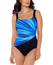 Radiant Energy One-Piece Swimsuit