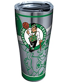 Boston Celtics 30oz. Paint Stainless Steel Tumbler