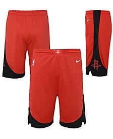 Big Boys Houston Rockets con Swingman Shorts