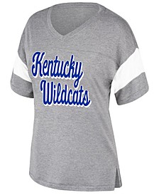 Women's Kentucky Wildcats Brunch Colorblock T-Shirt