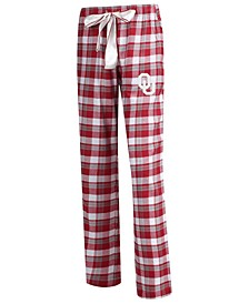 Women's Oklahoma Sooners Piedmont Flannel Pajama Pants