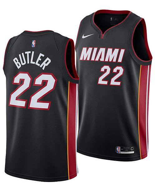 Nike Men's Jimmy Butler Miami Heat Icon Swingman Jersey