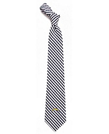 Los Angeles Chargers Poly Gingham Tie