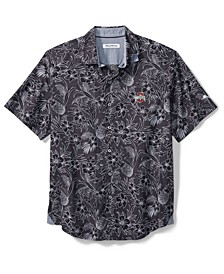 Men's Ohio State Buckeyes Tiki Luau Camp Shirt