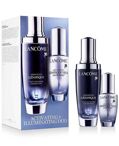 Lancome 2-Pc. Advanced Génifique Activating & Illuminating Set