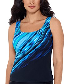 Glowing Strong Tankini Top