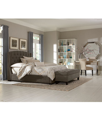 Lesley Bedroom Furniture Collection Created For Macy 39 S Furniture Macy 39 S