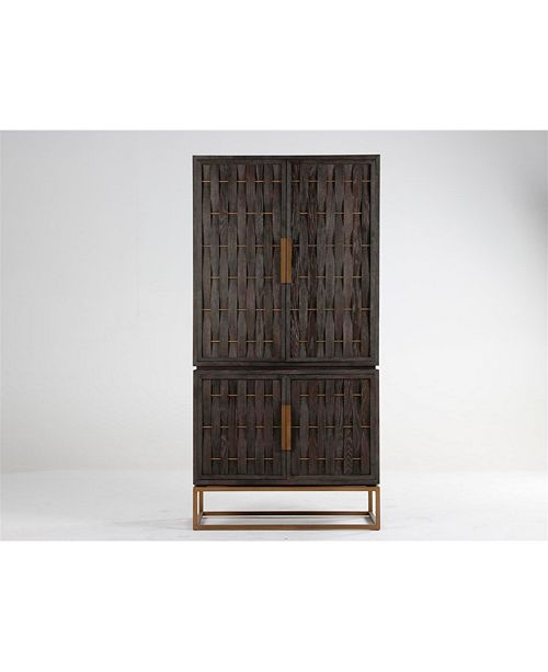 Furniture Dina Cabinet, Created for Macy's