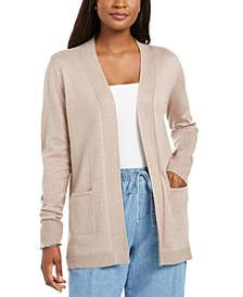 Open-Front Pocket Cardigan, Created For Macy's