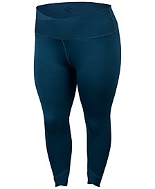 Plus Size Dri-FIT 7/8 Yoga Training Tights