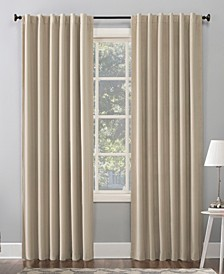 Amherst Velvet Thermal Blackout Curtain Panel Collection