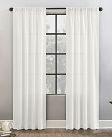 Waffle Texture Anti-Dust Curtain Collection