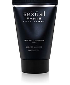 Receive a Complimentary Massage Oil with any spray purchase from the Michel Germain Men's fragrance collection