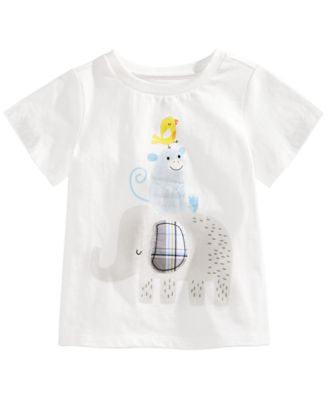 12 Size 3-6 18 Months New Baby Boy First Impressions Short Sleeves Tees 6-9