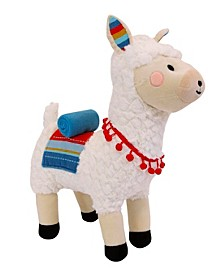 FAO Toy Plush LED with Sound Llama 17inch