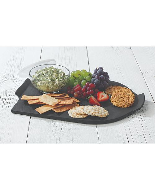 Libbey CLOSEOUT! Slate Server with Bowl