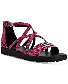 Karin Flat Sandals