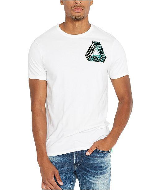 Buffalo David Bitton Men's Tugreeny Graphic T-Shirt